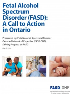 FASD - A Call To Action in Ontario 2014_3_31-1