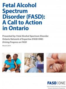 FASD - A Call To Action in Ontario 2014_3_31-1