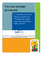 L'avancement de services efficaces de relève 2010